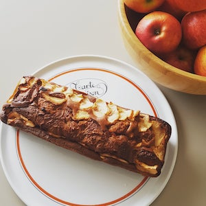 gateau moelleux pomme