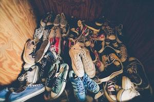 chaussure odeur